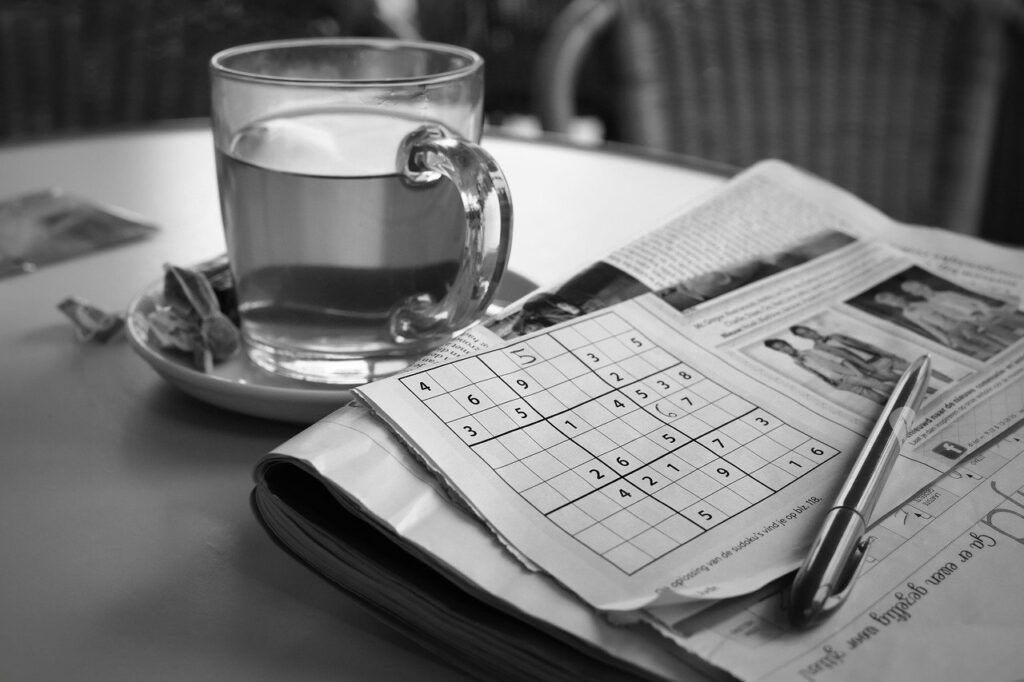 une énigme d'échecs par jour