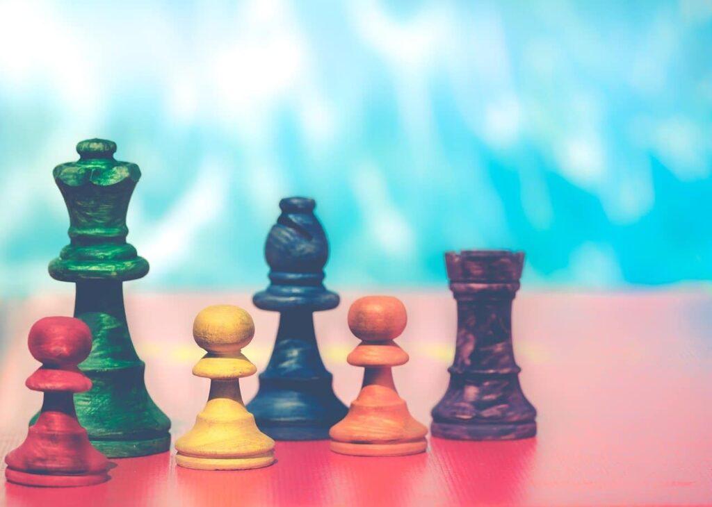 le clouage aux échecs
