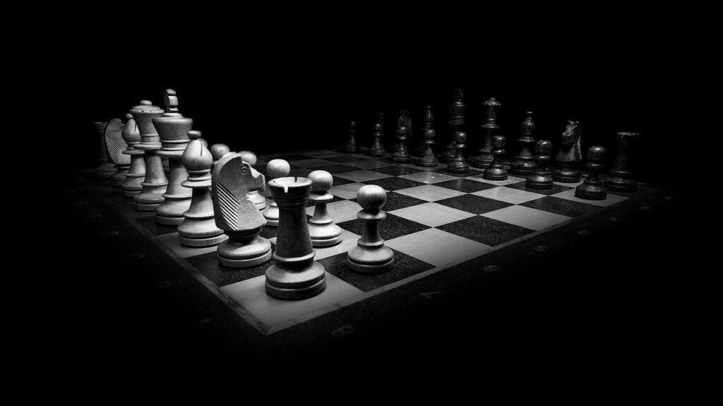 Les règles du jeu d'échecs