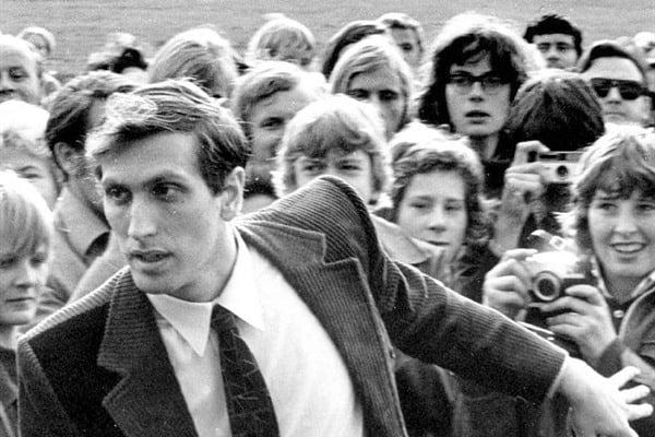 Bobby Fischer La plus belle partie de Bobby Fischer