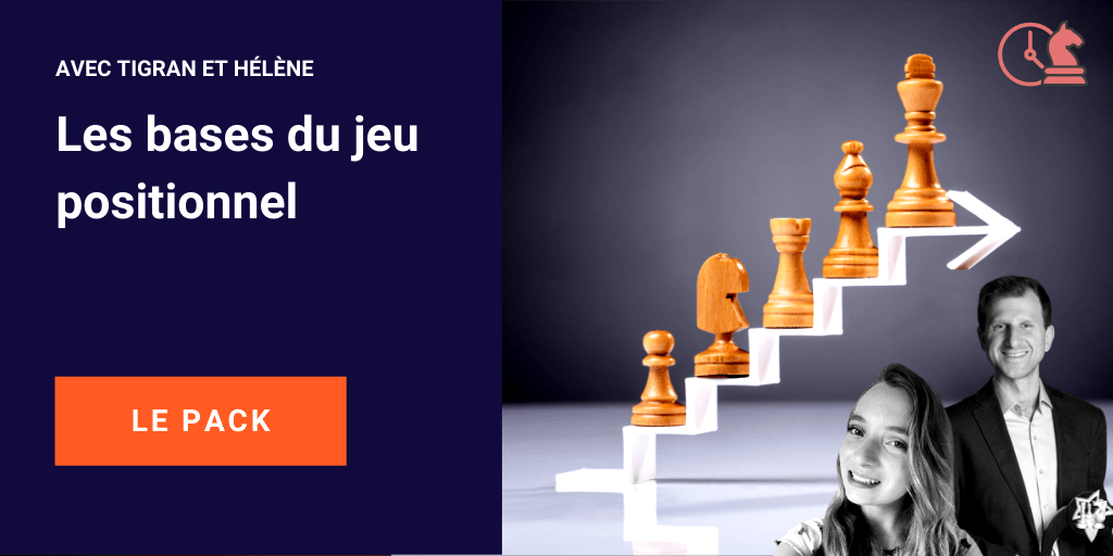 apprendre la stratégie aux échecs