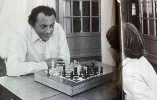 Michel Rocard echecs