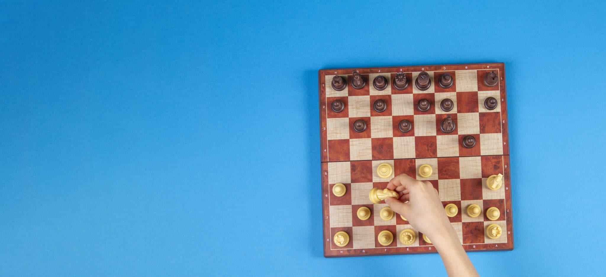 Les principales ouvertures d'échecs