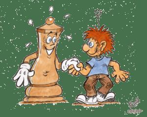 Accompagner votre enfant à la découverte du jeu d'échecs